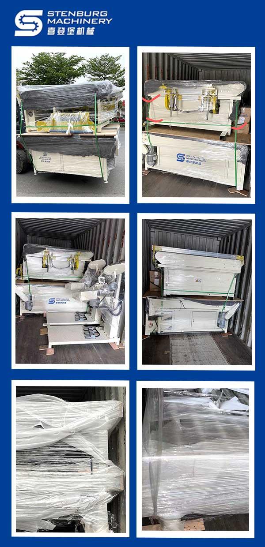 Máquina giratória automática para colchões